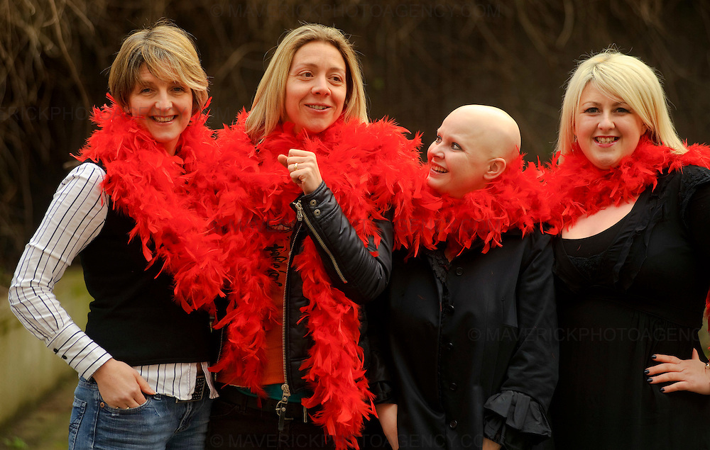 Kaye Adams, Karen Dunbar, Michelle McManus and Gail Porter meet for the first time ahead of their performance in the worldwide hit The Vagina Monologues.  The show will run for 6 nights only from the 16-21st February at the Edinburgh Playhouse Theatre.
