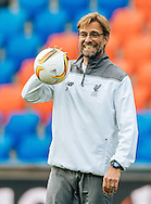 Head coach Jurgen Klopp pictured during Liverpool training ahead of the Europa League Final at St. Jakob-Park, Basel<br /> Picture by EXPA Pictures/Focus Images Ltd 07814482222<br /> 17/05/2016<br /> ***UK &amp; IRELAND ONLY***<br /> EXPA-FEI-160517-0061.jpg