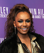 Janet Mock attends Alvin Ailey's 2017 Opening Night Gala at The New York City Center in New York City, New York on November 29, 2017.
