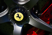 August 14-16, 2012 - Pebble Beach / Monterey Car Week. Ferrari Enzo detail
