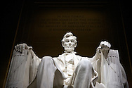 UNITED STATES-WASHINGTON DC-The Lincoln Memorial. PHOTO: GERRIT DE HEUS.VERENIGDE STATEN-WASHINGTON DC-Het Lincoln Memorial. PHOTO COPYRIGHT GERRIT DE HEUS
