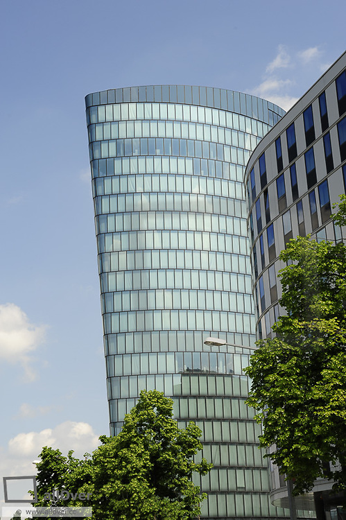 New office building near Viennese Prater, Austria, Vienna, 2. district