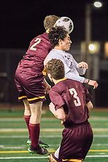 O'Dea vs Snohomish Boys Soccer