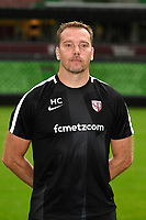 Hugo Cabouret of Metz during photoshooting of Fc Metz for season 2017/2018 on August 2nd 2017 in Metz<br /> Photo : Fred Marvaux / Icon Sport