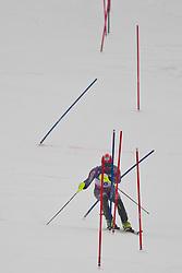 19.02.2011, Gudiberg, Garmisch Partenkirchen, GER, FIS Alpin Ski WM 2011, GAP, Herren, Slalom, im Bild Julien Cousineau (CAN) // Julien Cousineau (CAN) during Men's Slalom Fis Alpine Ski World Championships in Garmisch Partenkirchen, Germany on 20/2/2011. EXPA Pictures © 2011, PhotoCredit: EXPA/ J. Groder