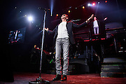 Photos of Marc Anthony performing live at Prudential Center in Newark, NJ on February 13, 2016. © Matthew Eisman/ WireImage. All Rights Reserved
