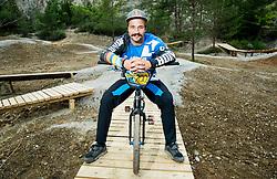 Ski Cross World Champion and BMX rider Filip Flisar (SLO) of professional MTB Unior Tools Team during opening of Bike Park Ljubljana on June 16, 2015 in Ljubljana - Podutik, Slovenia. Photo by Vid Ponikvar / Sportida