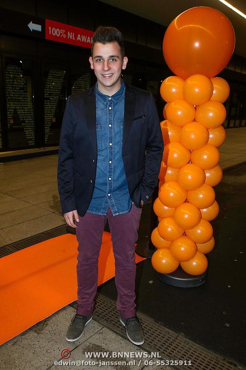 NLD/Amsterdam/20140205 - Uitreiking 100% NL Awards 2013, Nielson