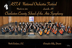 Charleston County School of the Arts Symphony