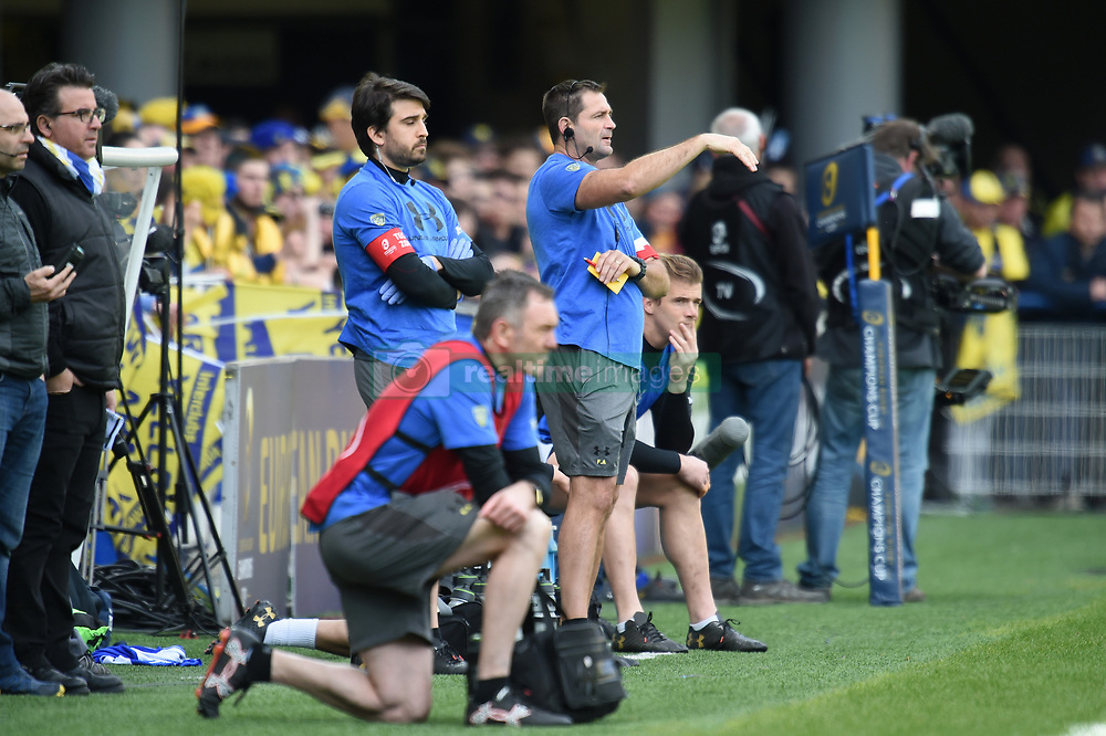 April 1, 2018 - Clermont Ferrand - Stade Marcel, France - Franck Azema  (Credit Image: © Panoramic via ZUMA Press)