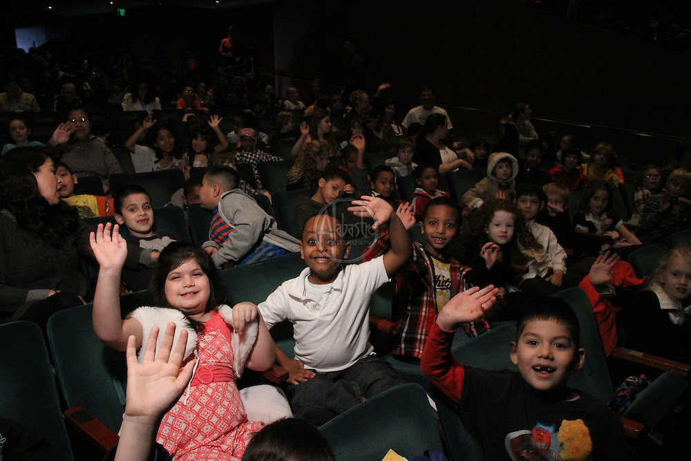"""Pacific Northwest Ballet """"Eyes on Dance"""" student matinee of Don Quixote, Feb 10, 2012."""