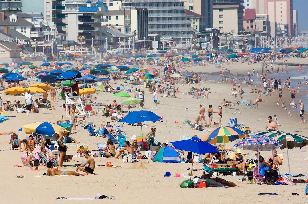 Beach Ocean City, Maryland