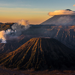 Indonesia - Java - Bromo and Ijen Volcano
