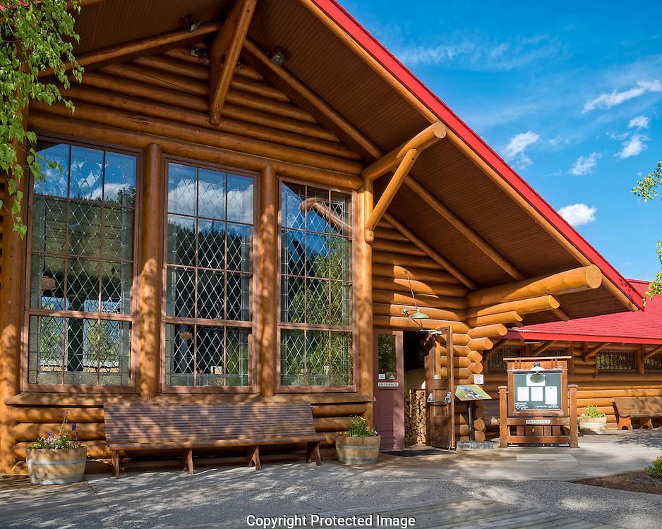Station Restaurant., Alberta, Canada, Isobel Springett