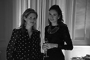 KATHARINA PRECHT DE VAIVRE;  OLGA DONSKOVA,   GEMS AND LADDERS London Launch & Artist's Talk, 11 Mansfield Street, London. 24 November 2016