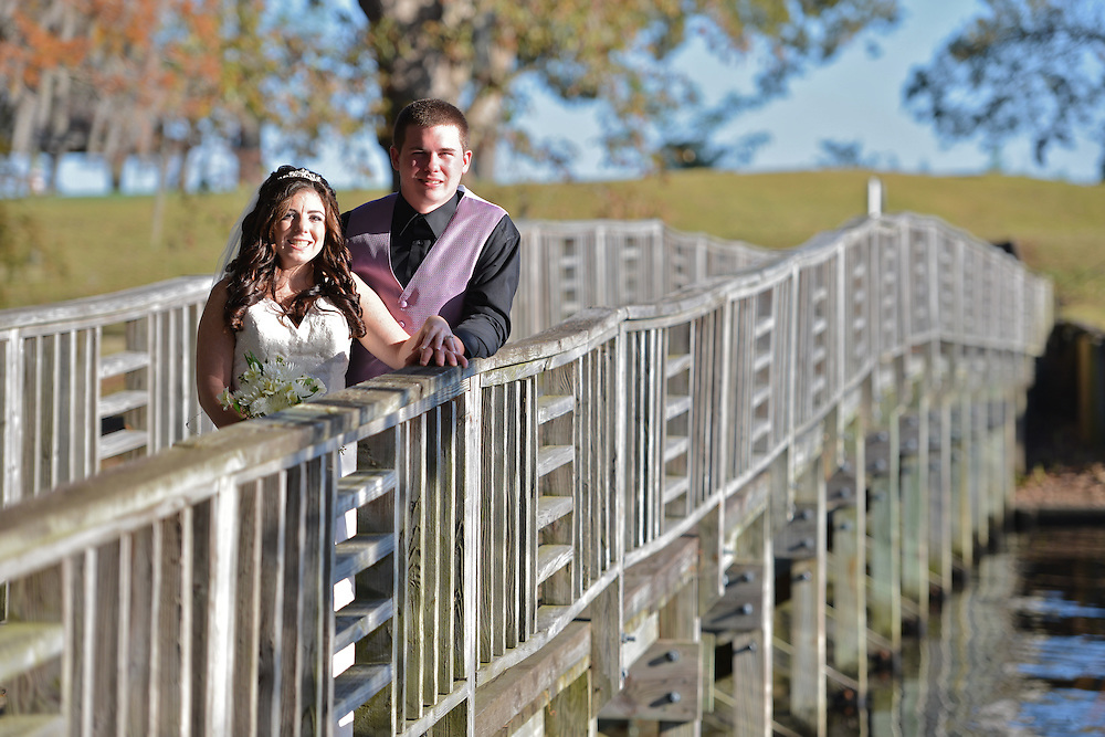 Dusty and Blythe Wedding | New Bern NC Photographers