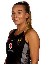 Beth Dix of Wasps Netball - Mandatory by-line: Robbie Stephenson/JMP - 02/11/2019 - NETBALL - Ricoh Arena - Coventry, England - Wasps Netball Headshots