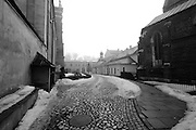 Church of St Peter and St Paul, courtyard, Krakow, Poland