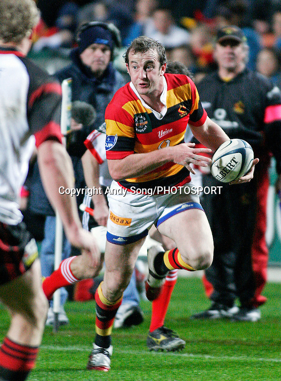 Waikato halfback Brendon Leonard in action during the Air New Zealand Cup week 3 rugby union match between Waikato and Canterbury at Waikato Stadium in Hamilton, New Zealand on Friday 11 August 2006. Photo: Andy Song/PHOTOSPORT
