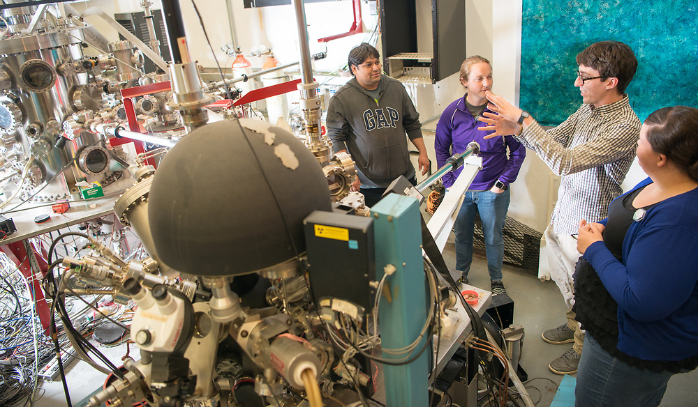 Edwards Accelerator, Physics and Astronomony, Faculty, Students, Undergraduate, Graduate College, Perspectives