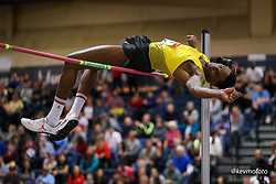 2020 USATF Indoor Championship<br /> Albuquerque, NM 2020-02-14<br /> photo credit: © 2020 Kevin Morris<br /> high jump,