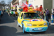 17/03/12016 Colour at the the St. Patrick's Day Parade in Kinvara Co. Galway. Photo:Andrew Downes, xposure.