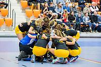 ROTTERDAM  - NK Zaalhockey,   halve finale dames Laren-Den Bosch. Laren wint.   COPYRIGHT KOEN SUYK