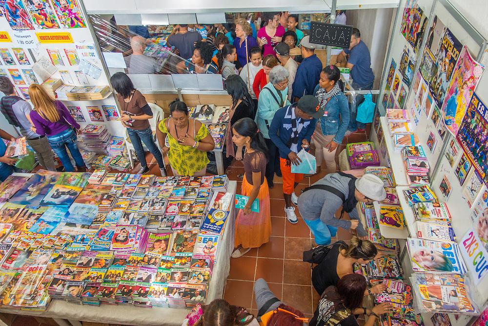 Book Fair at La Cabana.