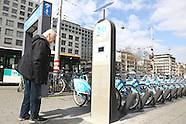 Mietfahrradstationen in Mannheim
