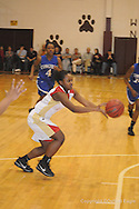 Lafayette High vs. Humphreys County in girls basketball playoff action at New Albany, Miss. on Saturday, February 20, 2010.