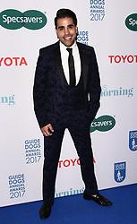 London, UK Dr Ranj Singh at The Guide Dog Of The Year Awards held at The Hurlingham Club, Ranelagh Gardens, London on Wednesday 17 May 2017 <br /> Ref: LMK392 -46019-251113<br /> Vivienne Vincent/Landmark Media. <br /> WWW.LMKMEDIA.COM.
