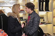 COCO STRUNCK; LAURENCE VAN HAGEN, The Space, Pop-up shop, Austique, 330 Kings Road, London, 13 February 2013.
