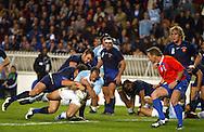 Rugby World Cup, France v Argentina, 19 October 2007. Felipe Conttepomi of Argentina at the Parc des Princes, Paris, France. Friday 19 October 2007. Photo: Ron Gaunt/Sportzpics.net