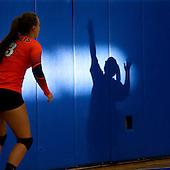 MCHS Varsity Volleyball vs Orange