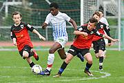 02.04.2017; Zuerich; <br /> Fussball FCZ Academy Letzikids - FC Zuerich FE12 - FC Aarau; <br /> <br /> (Andy Mueller/freshfocus)