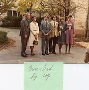 Mom & Dad's wedding day