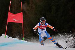 MULDER Thomas LW2 NED at 2018 World Para Alpine Skiing Cup, Kranjska Gora, Slovenia