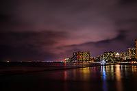 Waikiki Beach & Ocean Pacific