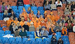 Dutch supporters<br /> FEI European Dressage Championships - Goteborg 2017 <br /> © Hippo Foto - Dirk Caremans