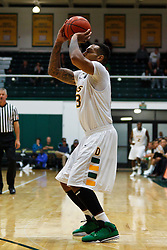 Nov 16, 2011; San Francisco CA, USA;  San Francisco Dons guard Rashad Green (13) shoots the ball against the San Jose State Spartans during the first half at War Memorial Gym.  San Francisco defeated San Jose State 83-81 in overtime. Mandatory Credit: Jason O. Watson-US PRESSWIRE