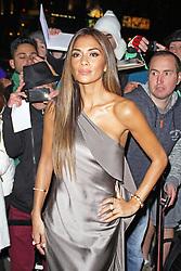 © Licensed to London News Pictures. 19/11/2013, UK. Nicole Scherzinger, Global Gift Gala, ME Hotel, London UK, 19 November 2013. Photo credit : Brett D. Cove/Piqtured/LNP