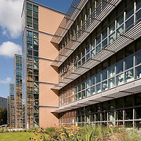 Western Gateway Building, University College Cork. Photograph by Tomas Tyner,UCC.