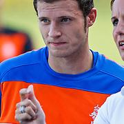 NLD/Katwijk/20100809 - Training van het Nederlands elftal,