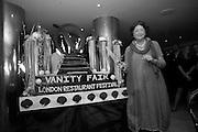 FAY MASCHELER, London Restaurant Festival: The Vanity Fair Opening Party <br /> Quaglino's, 16 Bury Street, London SW1. 7 October 2009