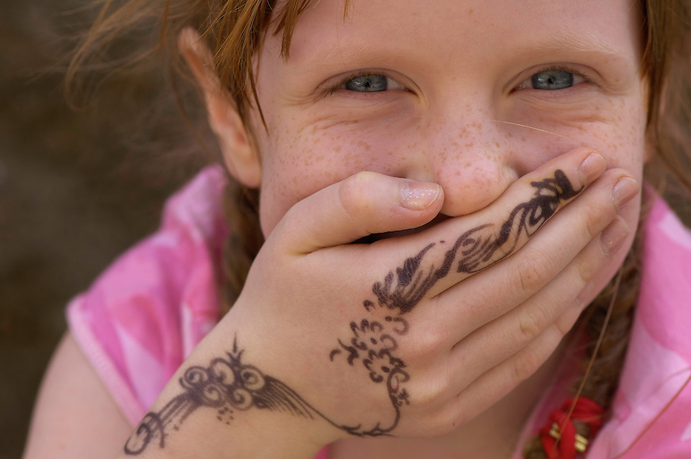 Henna painted hands, Mimmi Widstrand, Dubai