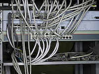 Wires Connected to Network