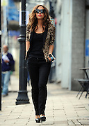 18.SEPTEMBER.2013. LONDON<br /> <br /> MYLEENE KLASS SEEN OUT AND ABOUT IN LONDON.<br /> <br /> BYLINE: EDBIMAGEARCHIVE.CO.UK<br /> <br /> *THIS IMAGE IS STRICTLY FOR UK NEWSPAPERS AND MAGAZINES ONLY*<br /> *FOR WORLD WIDE SALES AND WEB USE PLEASE CONTACT EDBIMAGEARCHIVE - 0208 954 5968*