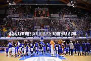 Ultras, Tifosi, Spettatori, Pubblico,Happycasa Brindisi<br /> Happycasa Brindisi - Vanoli Cremona<br /> Legabasket serieA  2018-2019<br /> Brindisi ,26/12/2018<br /> Foto Ciamillo-Castoria / M.Longo