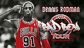 Dennis Rodman - Bad Boy Tour- Adelaide