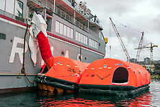 02.05.2003 Viking Life-saving Equipment A/S, Liferaft test, Spanien